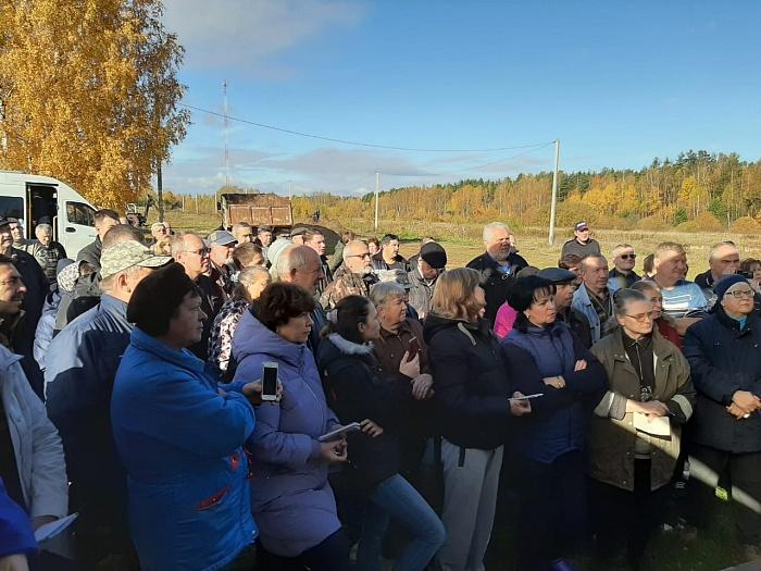 10 тысяч жителей Подмосковья посетили встречи с Мособлгазом по программе газификации с начала года
