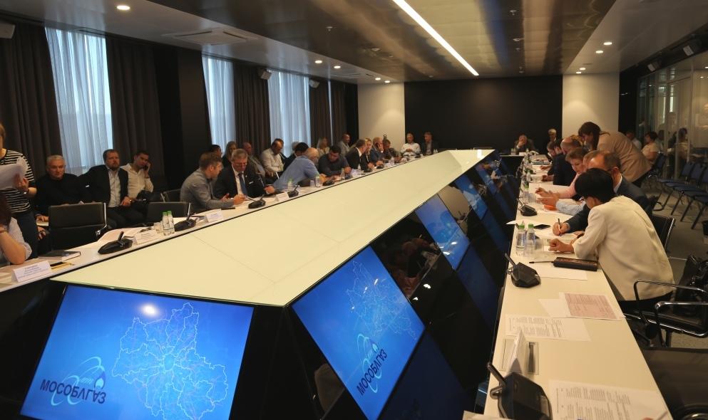 Мособлгаз приглашает на круглый стол представителей бизнеса