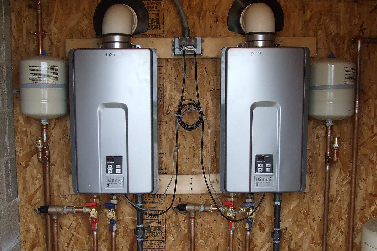 Выбор проточного газового водонагревателя