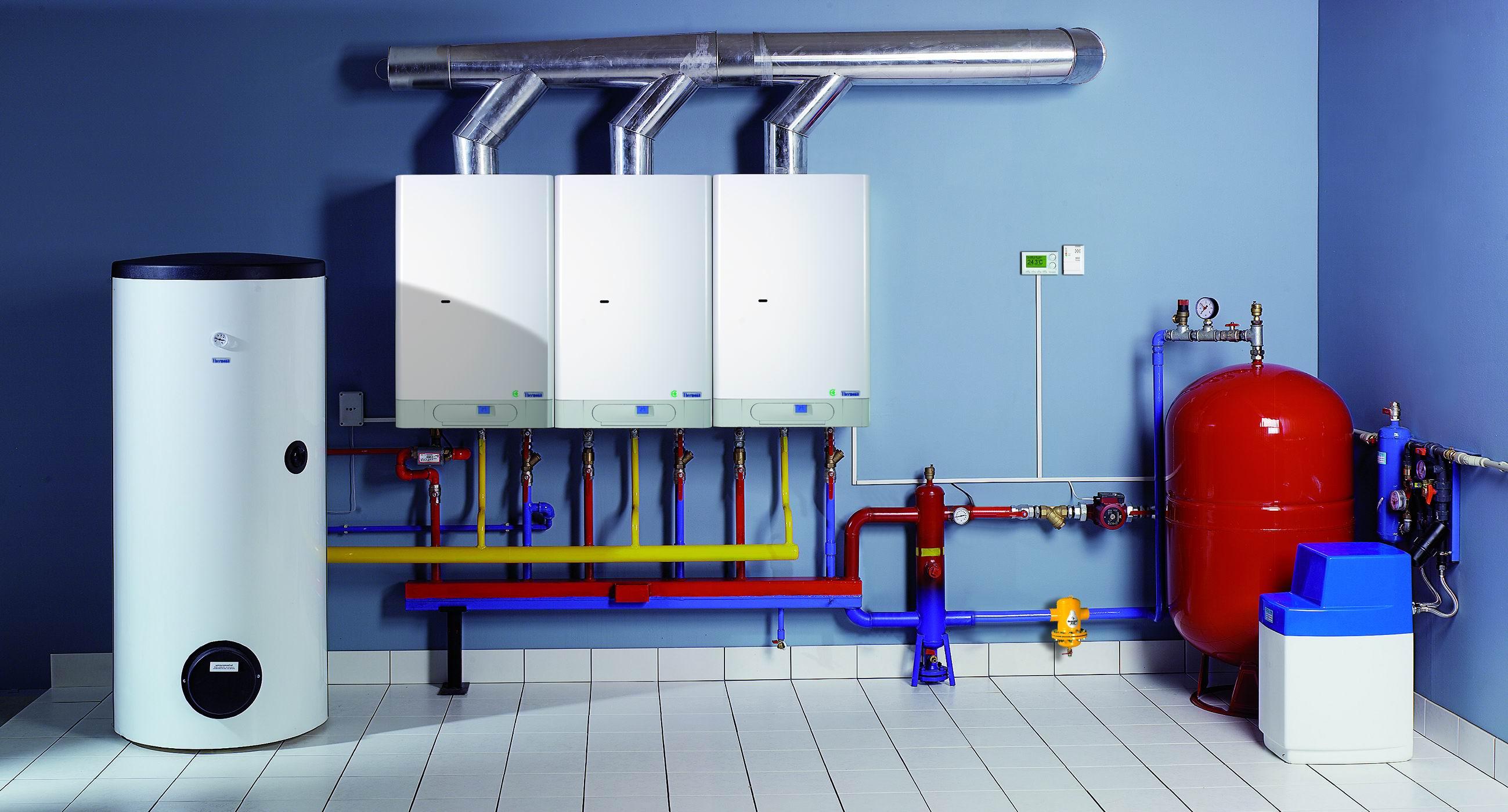 Преимущества газовых котлов
